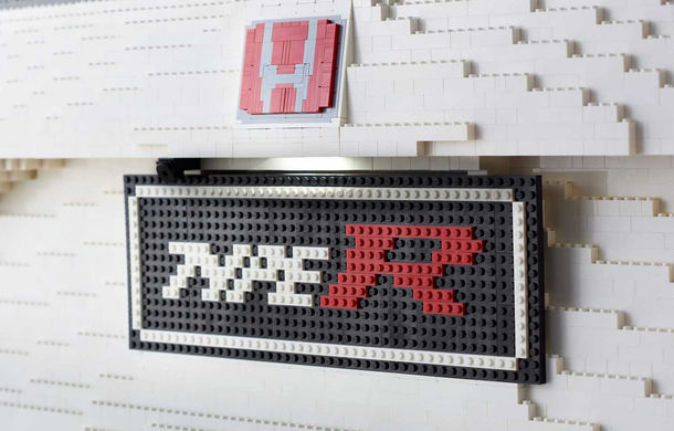 Lego a construit un Civic Type R în mărime naturală: Hot Hatch-ul este fabricat din peste 320.000 de piese - Poza 3