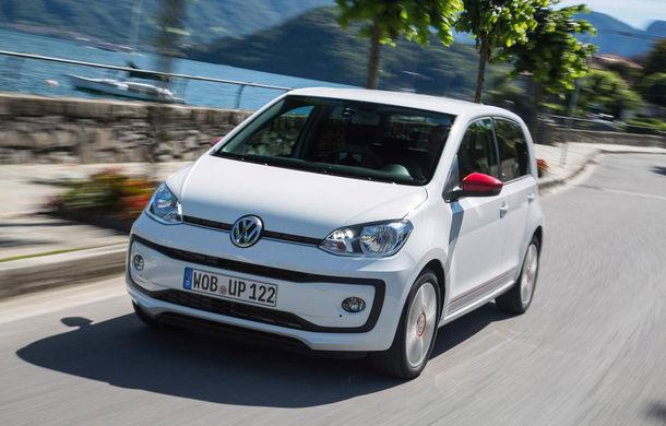 Volkswagen e-Up! va primi o generație nouă: modelul electric va avea o autonomie mai mare și va fi expus la Frankfurt - Poza 1