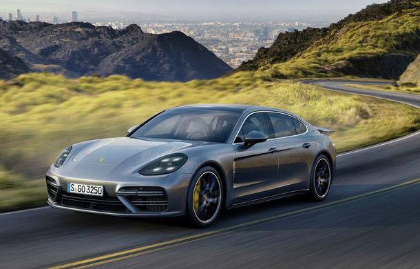 Porsche pregătește versiuni coupe și cabrio pentru Panamera: lansări așteptate în 2020 - Poza 1