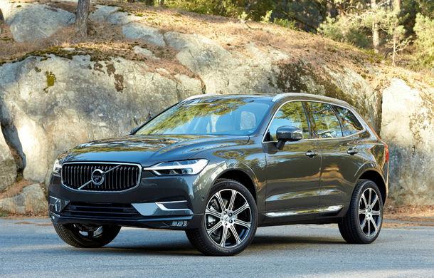 Vânzările Volvo au crescut cu aproape 10% în primul trimestru, la peste 160.000 de unități: XC60 rămâne preferatul clienților, urmat de XC40 și XC90 - Poza 1