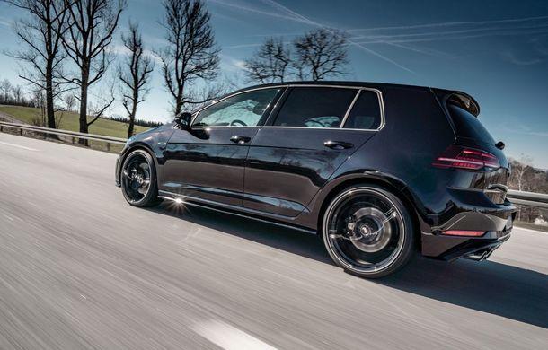 Tunerul ABT și-a îndreptat atenția către Volkswagen Golf R: Hot Hatch-ul nemților primește o suspensie mai rigidă și un plus de 50 CP - Poza 5