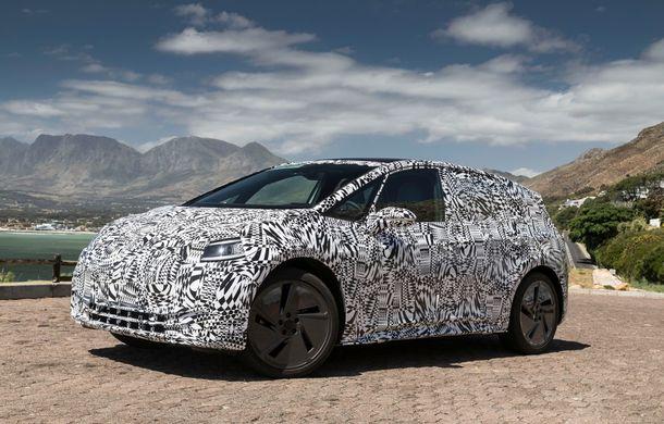 Informații neoficiale despre Volkswagen ID: varianta de bază a hatchback-ului electric va avea o baterie de 48 kWh - Poza 1