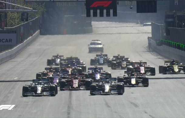 Bottas a câștigat cursa din Azerbaidjan, iar Hamilton și Vettel au terminat pe podium. Leclerc, locul 5 după un start spectaculos - Poza 2
