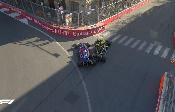 Bottas a câștigat cursa din Azerbaidjan, iar Hamilton și Vettel au terminat pe podium. Leclerc, locul 5 după un start spectaculos - Poza 3