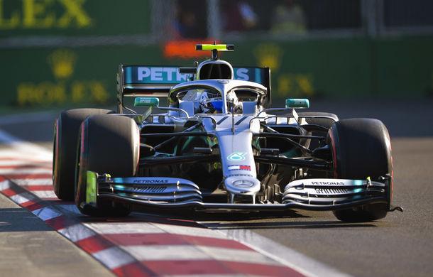 Bottas a câștigat cursa din Azerbaidjan, iar Hamilton și Vettel au terminat pe podium. Leclerc, locul 5 după un start spectaculos - Poza 1