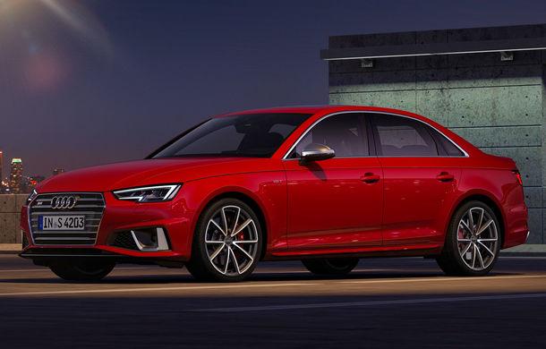 Audi S4 și S4 Avant primesc o versiune diesel: V6 TDI de 3.0 litri cu 347 CP - Poza 1