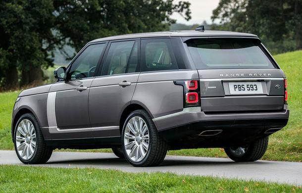 Range Rover primește versiunea P400: motor pe benzină de 3.0 litri, 400 CP și sistem mild-hybrid - Poza 3