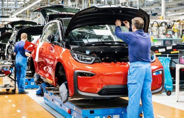 Sărbătoare la BMW: constructorul bavarez a produs 150.000 de unități i3 la uzina din Leipzig - Poza 2