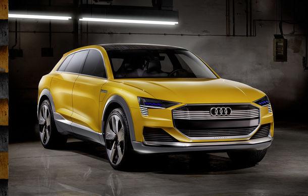 """Audi va lansa în acest an un concept electric alimentat cu hidrogen: """"Avem nevoie de o alternativă la mașinile electrice cu baterii"""" - Poza 1"""