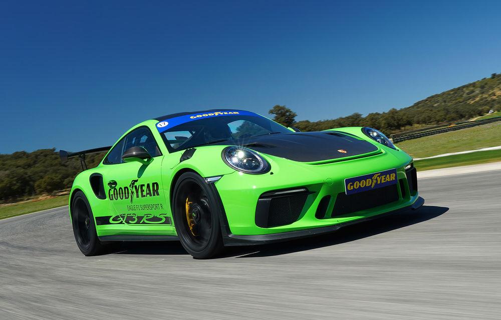 Fiesta de pe Ascari: am condus Alpine A110, Porsche 911 GT3 RS și Ferrari 488 GTB la testul noilor anvelope Goodyear F1 Asymmetric 5 și SuperSport - Poza 1