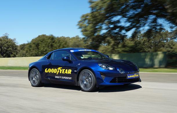 Fiesta de pe Ascari: am condus Alpine A110, Porsche 911 GT3 RS și Ferrari 488 GTB la testul noilor anvelope Goodyear F1 Asymmetric 5 și SuperSport - Poza 22
