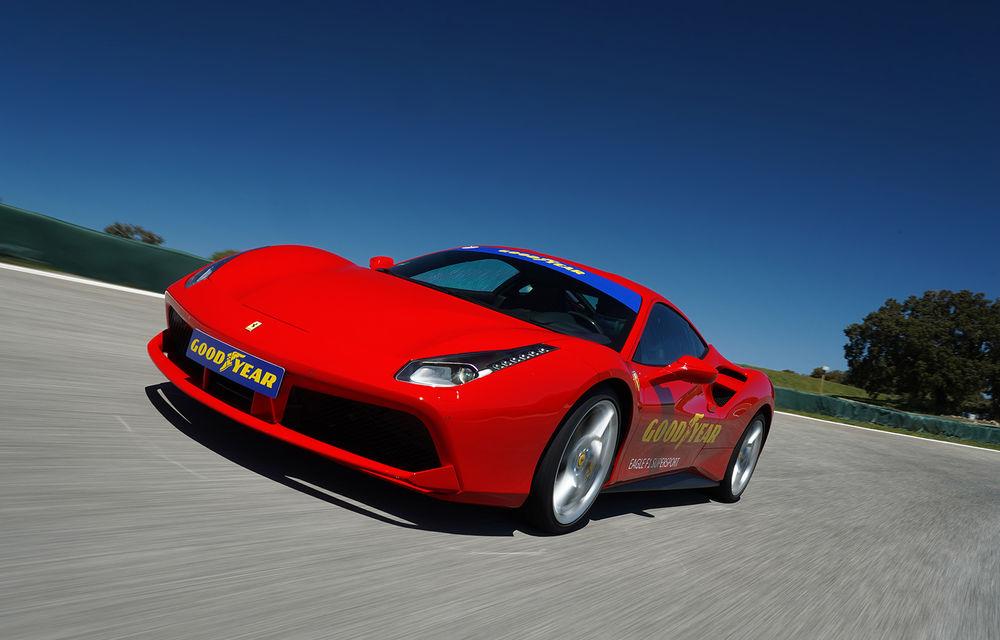 Fiesta de pe Ascari: am condus Alpine A110, Porsche 911 GT3 RS și Ferrari 488 GTB la testul noilor anvelope Goodyear F1 Asymmetric 5 și SuperSport - Poza 16