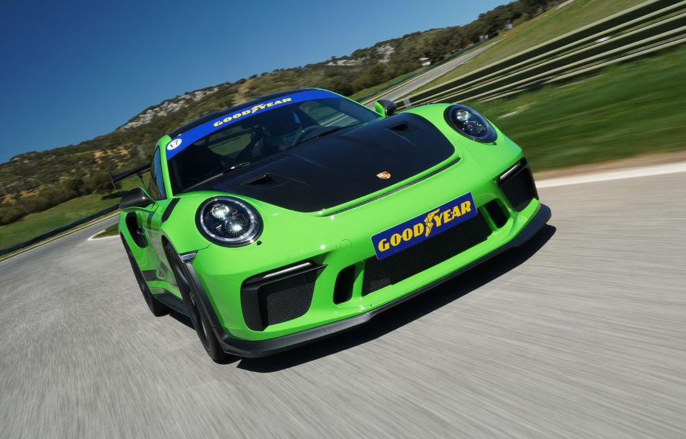 Fiesta de pe Ascari: am condus Alpine A110, Porsche 911 GT3 RS și Ferrari 488 GTB la testul noilor anvelope Goodyear F1 Asymmetric 5 și SuperSport - Poza 7