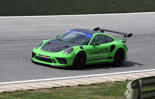 Fiesta de pe Ascari: am condus Alpine A110, Porsche 911 GT3 RS și Ferrari 488 GTB la testul noilor anvelope Goodyear F1 Asymmetric 5 și SuperSport - Poza 4