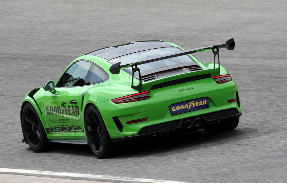 Fiesta de pe Ascari: am condus Alpine A110, Porsche 911 GT3 RS și Ferrari 488 GTB la testul noilor anvelope Goodyear F1 Asymmetric 5 și SuperSport - Poza 10