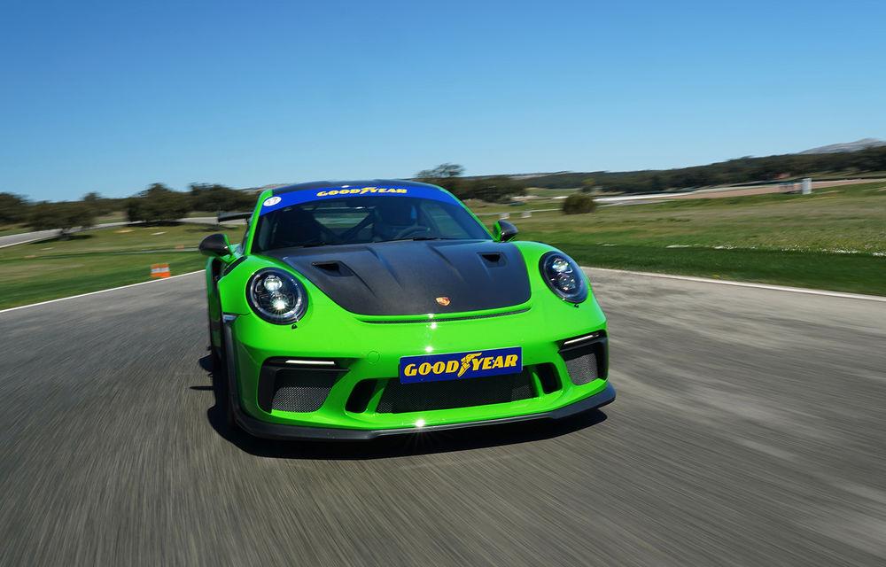Fiesta de pe Ascari: am condus Alpine A110, Porsche 911 GT3 RS și Ferrari 488 GTB la testul noilor anvelope Goodyear F1 Asymmetric 5 și SuperSport - Poza 6