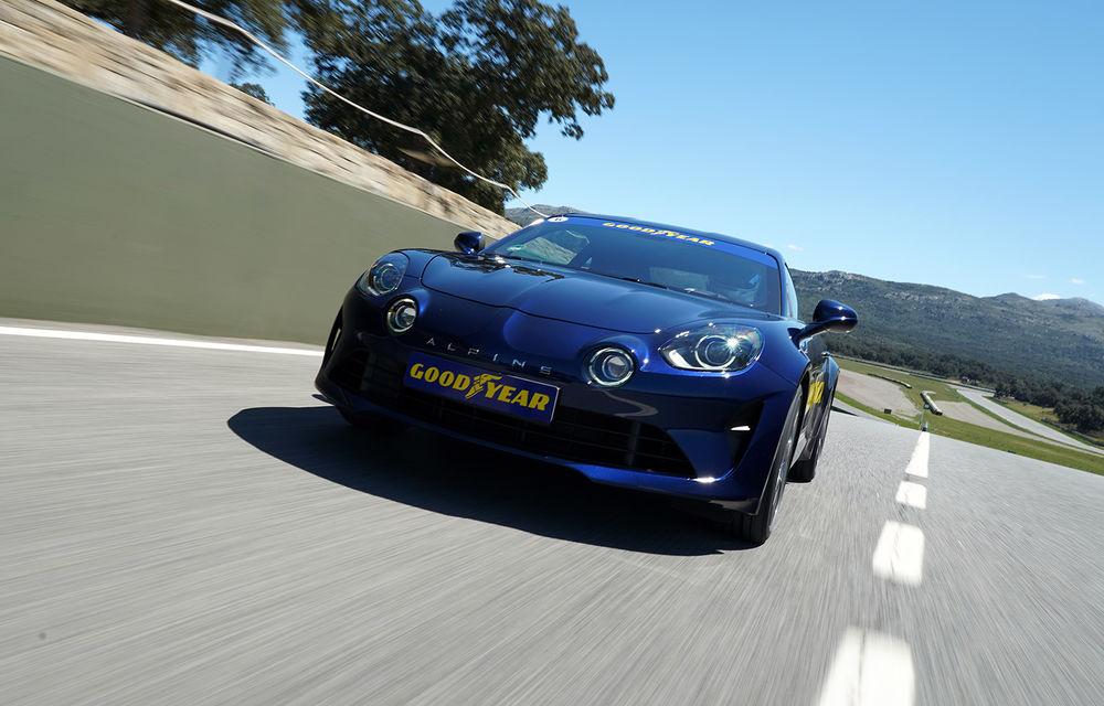 Fiesta de pe Ascari: am condus Alpine A110, Porsche 911 GT3 RS și Ferrari 488 GTB la testul noilor anvelope Goodyear F1 Asymmetric 5 și SuperSport - Poza 20