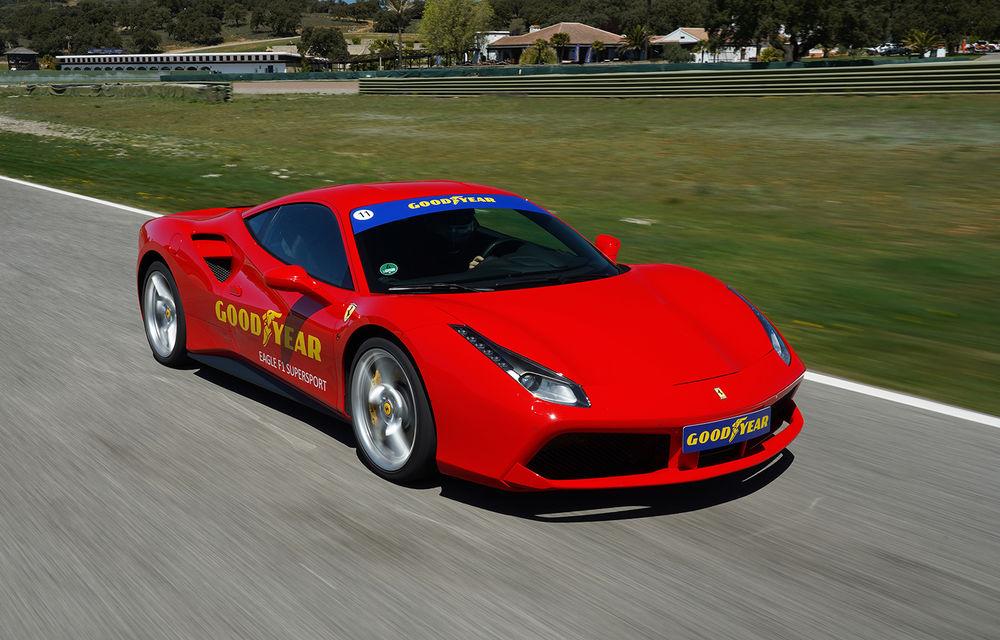 Fiesta de pe Ascari: am condus Alpine A110, Porsche 911 GT3 RS și Ferrari 488 GTB la testul noilor anvelope Goodyear F1 Asymmetric 5 și SuperSport - Poza 14