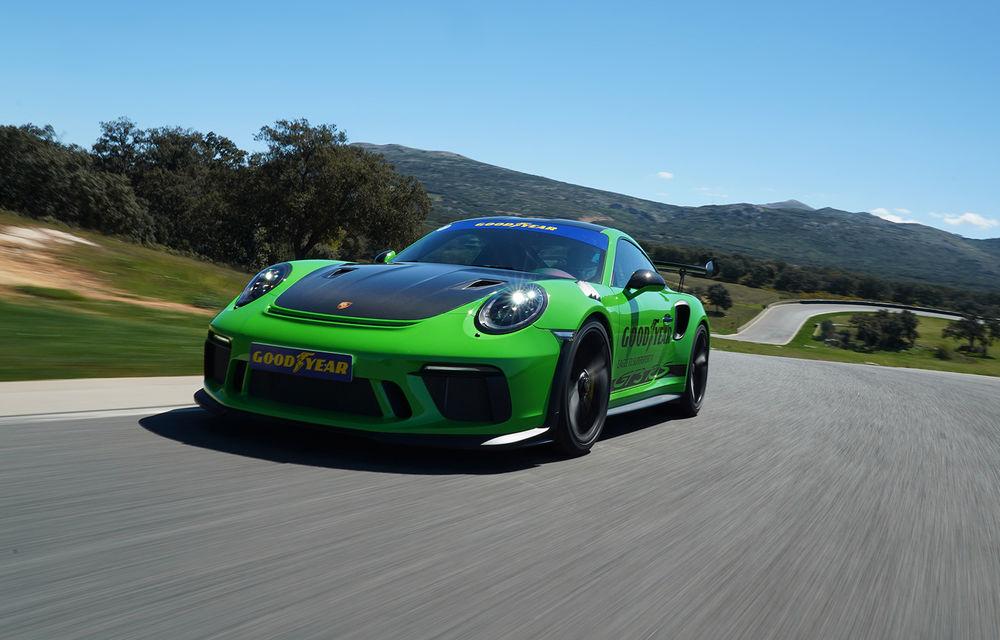 Fiesta de pe Ascari: am condus Alpine A110, Porsche 911 GT3 RS și Ferrari 488 GTB la testul noilor anvelope Goodyear F1 Asymmetric 5 și SuperSport - Poza 5