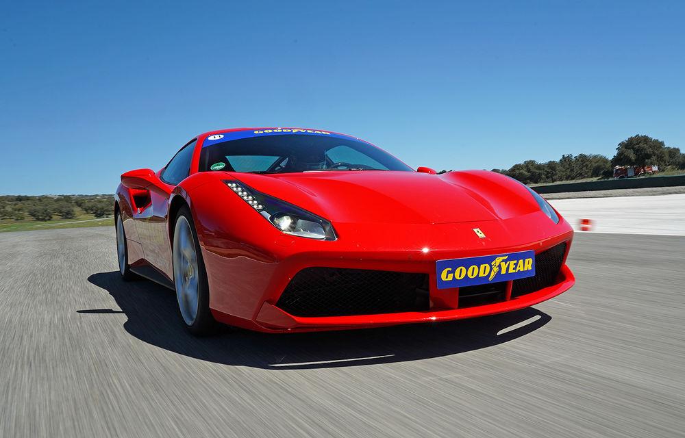 Fiesta de pe Ascari: am condus Alpine A110, Porsche 911 GT3 RS și Ferrari 488 GTB la testul noilor anvelope Goodyear F1 Asymmetric 5 și SuperSport - Poza 12