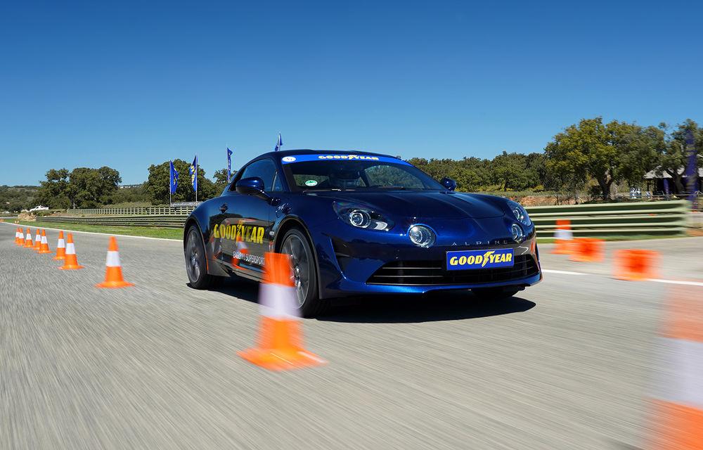 Fiesta de pe Ascari: am condus Alpine A110, Porsche 911 GT3 RS și Ferrari 488 GTB la testul noilor anvelope Goodyear F1 Asymmetric 5 și SuperSport - Poza 21