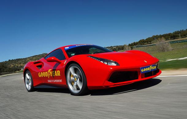 Fiesta de pe Ascari: am condus Alpine A110, Porsche 911 GT3 RS și Ferrari 488 GTB la testul noilor anvelope Goodyear F1 Asymmetric 5 și SuperSport - Poza 13