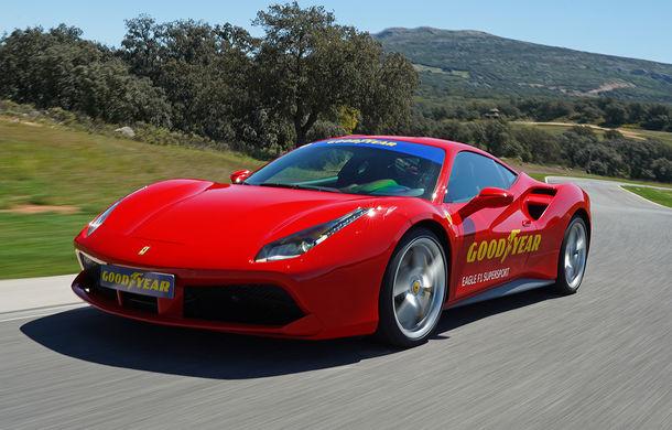 Fiesta de pe Ascari: am condus Alpine A110, Porsche 911 GT3 RS și Ferrari 488 GTB la testul noilor anvelope Goodyear F1 Asymmetric 5 și SuperSport - Poza 15