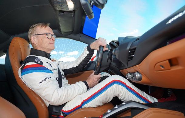Fiesta de pe Ascari: am condus Alpine A110, Porsche 911 GT3 RS și Ferrari 488 GTB la testul noilor anvelope Goodyear F1 Asymmetric 5 și SuperSport - Poza 35