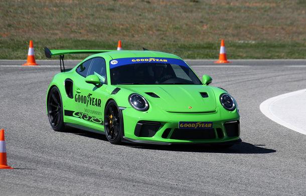 Fiesta de pe Ascari: am condus Alpine A110, Porsche 911 GT3 RS și Ferrari 488 GTB la testul noilor anvelope Goodyear F1 Asymmetric 5 și SuperSport - Poza 2