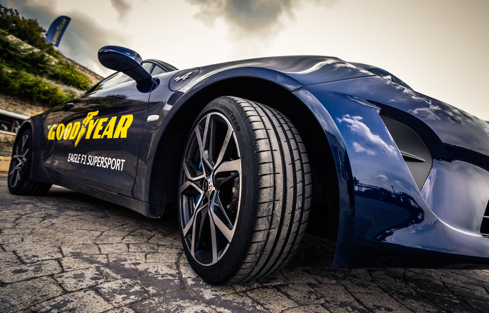 Fiesta de pe Ascari: am condus Alpine A110, Porsche 911 GT3 RS și Ferrari 488 GTB la testul noilor anvelope Goodyear F1 Asymmetric 5 și SuperSport - Poza 24
