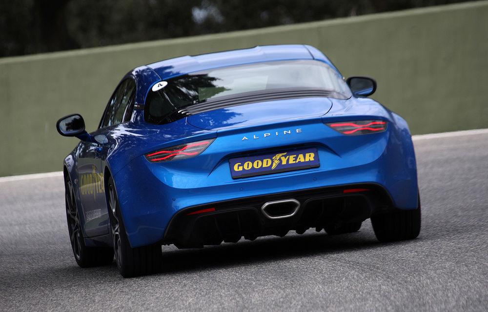 Fiesta de pe Ascari: am condus Alpine A110, Porsche 911 GT3 RS și Ferrari 488 GTB la testul noilor anvelope Goodyear F1 Asymmetric 5 și SuperSport - Poza 23
