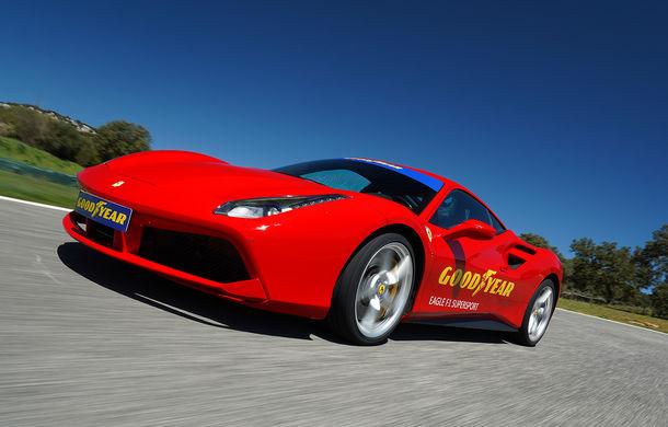 Fiesta de pe Ascari: am condus Alpine A110, Porsche 911 GT3 RS și Ferrari 488 GTB la testul noilor anvelope Goodyear F1 Asymmetric 5 și SuperSport - Poza 18