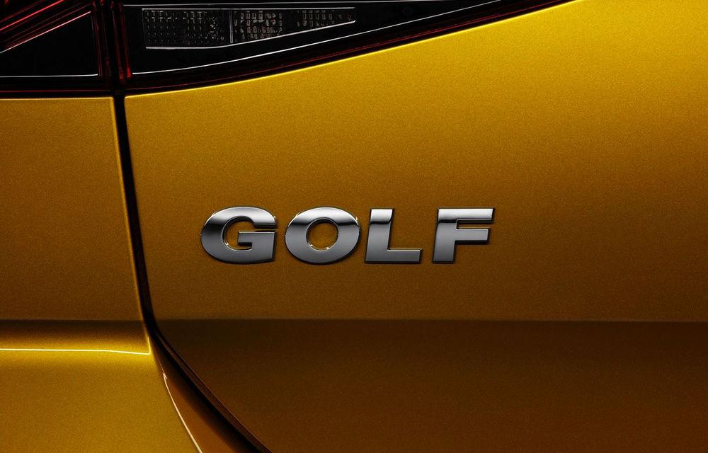 Șef în Europa, retrogradat în SUA: Volkswagen Golf va fi eliminat de pe piața americană din cauza vânzărilor slabe - Poza 1