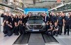 Mercedes-Benz anunță startul producției lui EQC: SUV-ul electric este asamblat la uzina din Bremen
