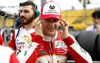 """Mick Schumacher își vede viitorul în Marele Circ: """"Formula 1 reprezintă destinul meu"""""""