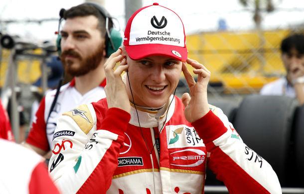 """Mick Schumacher își vede viitorul în Marele Circ: """"Formula 1 reprezintă destinul meu"""" - Poza 1"""