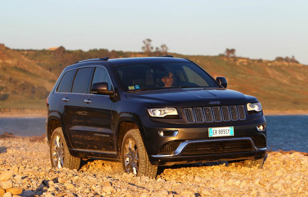 Fiat-Chrysler plătește despăgubiri de 300 de milioane de dolari clienților din SUA: constructorul a păcălit testele pentru emisii - Poza 1