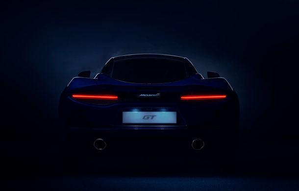 Noul McLaren GT se lansează în 15 mai: britanicii publică un teaser video cu noul model - Poza 1