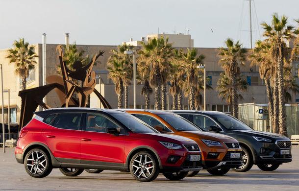 Record istoric pentru Seat: spaniolii au vândut peste 200.000 de mașini în primele 4 luni ale anului - Poza 1