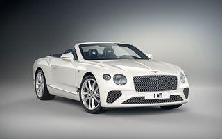 Bentley prezintă unicatul Continental GT Cabrio Bavaria Edition: exemplarul pregătit de divizia Mulliner a fost inspirat de landul german
