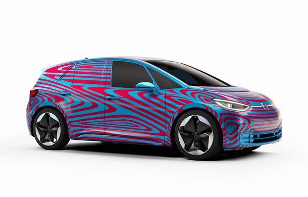 """""""Golf-ul electricelor"""" e aici. VW deschide pre-comenzile pentru hatchback-ul electric ID.3: autonomie între 330 și 550 de km și avans de 1.000 de euro pentru versiunea de lansare - Poza 7"""