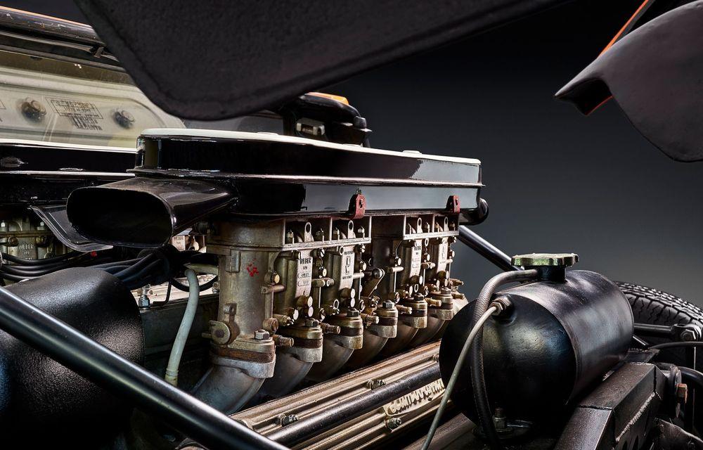 Vedetă cu acte în regulă: Lamborghini a identificat exemplarul Miura folosit în pelicula The Italian Job din 1969 - Poza 7