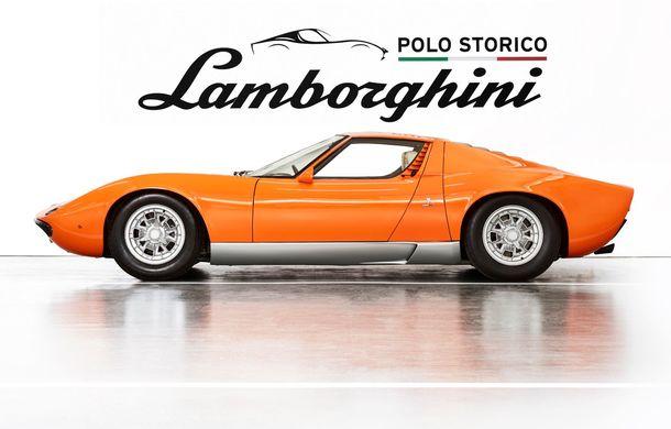 Vedetă cu acte în regulă: Lamborghini a identificat exemplarul Miura folosit în pelicula The Italian Job din 1969 - Poza 2