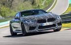 Informații noi despre viitorul BMW M8: șoferul va putea personaliza setările pentru frâne, iar butonul M Mode va dezactiva sistemele de asistență