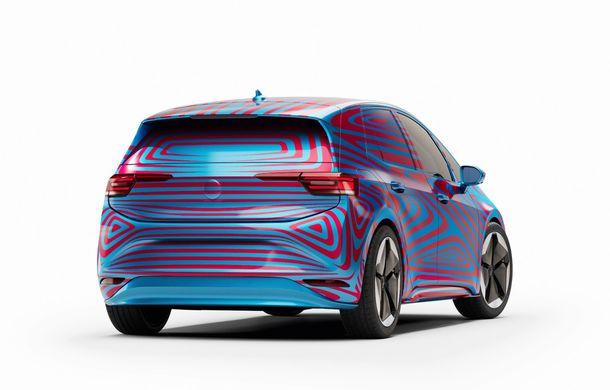 Efectul Volkswagen ID în România: germanii au alocat 450 de unități pentru hatchback-ul electric, echivalentul vânzărilor de mașini electrice ale tuturor mărcilor în 8 luni din 2018 - Poza 2