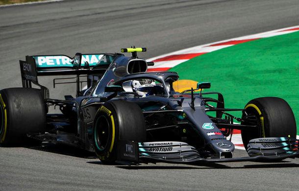Bottas, cel mai rapid în antrenamentele de Formula 1 de la Barcelona: Ferrari, foarte aproape de Mercedes - Poza 1
