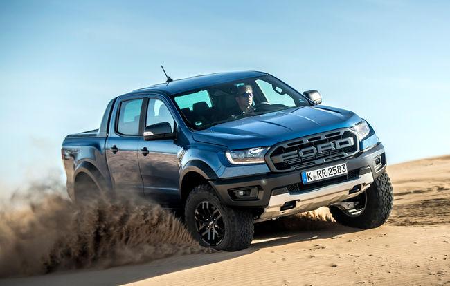 Test drive Ford Ranger