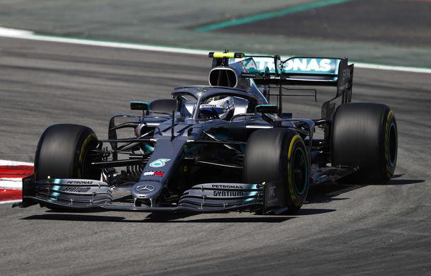Bottas, pole position la Barcelona în fața lui Hamilton! Vettel și Verstappen, pe a doua linie a grilei de start - Poza 1