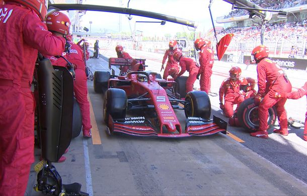 Hamilton a câștigat cursa de la Barcelona și a devenit liderul clasamentului! Bottas și Verstappen au completat podiumul - Poza 4