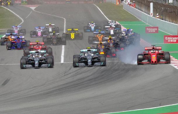 Hamilton a câștigat cursa de la Barcelona și a devenit liderul clasamentului! Bottas și Verstappen au completat podiumul - Poza 1